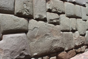 12-Sided Incan Stone