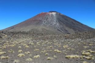 """Tongariro Hike - View of """"Mount Doom"""""""
