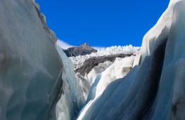 Heli-Hike at Franz Joseph Glacier