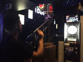 Darts in Chinatown