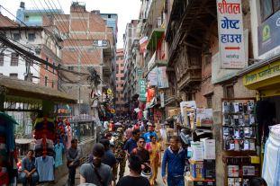 Mayhem on the Streets of Kathmandu
