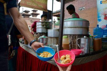 Momo Food Cart