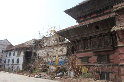 Old Palace at Durbar Square