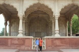 Delhi's Red Fort (Inside)