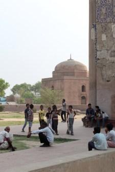 Old Mausoleum