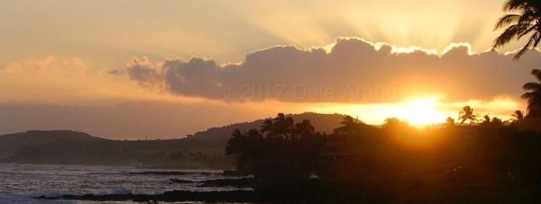 sunset heaven tribulation