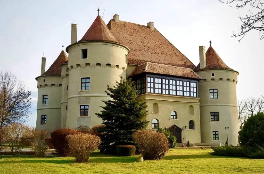Bethlen-Haller Castle, an incredible Castle to visit in Transylvania, Romania.