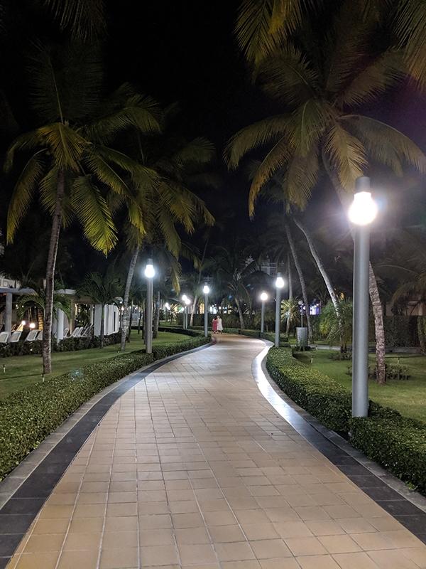 RIU Palace Bavaro Walkway