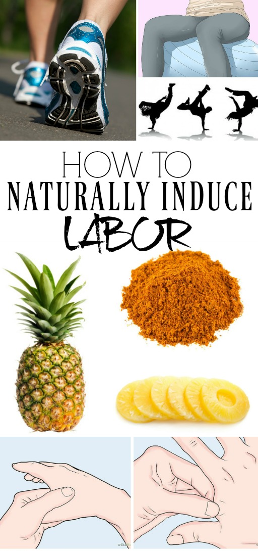 What Can I Do To Naturally Induce Labor