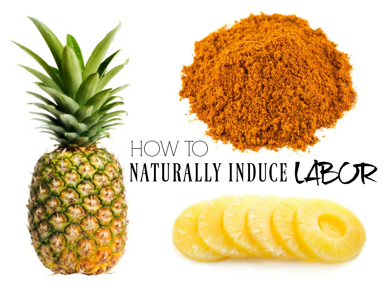 How to Naturally Induce Labor