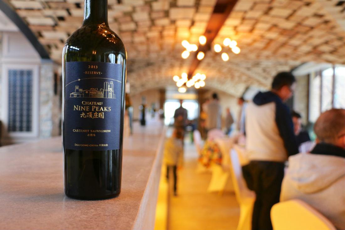 Nine Peaks Wine Tasting and Lunch