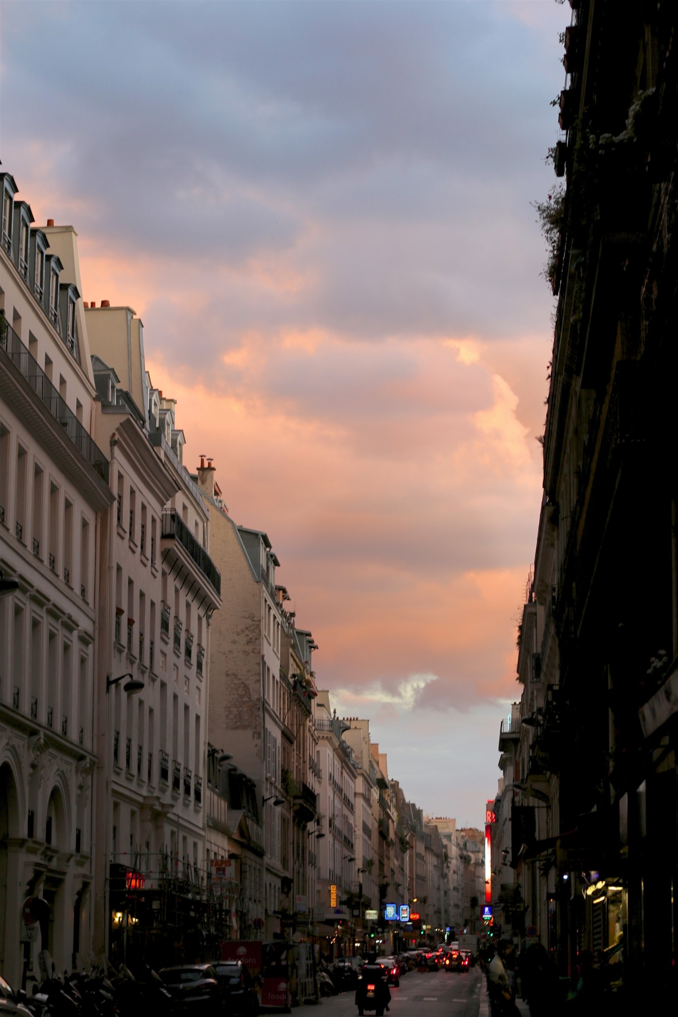 The Night I Fell in Love with Paris
