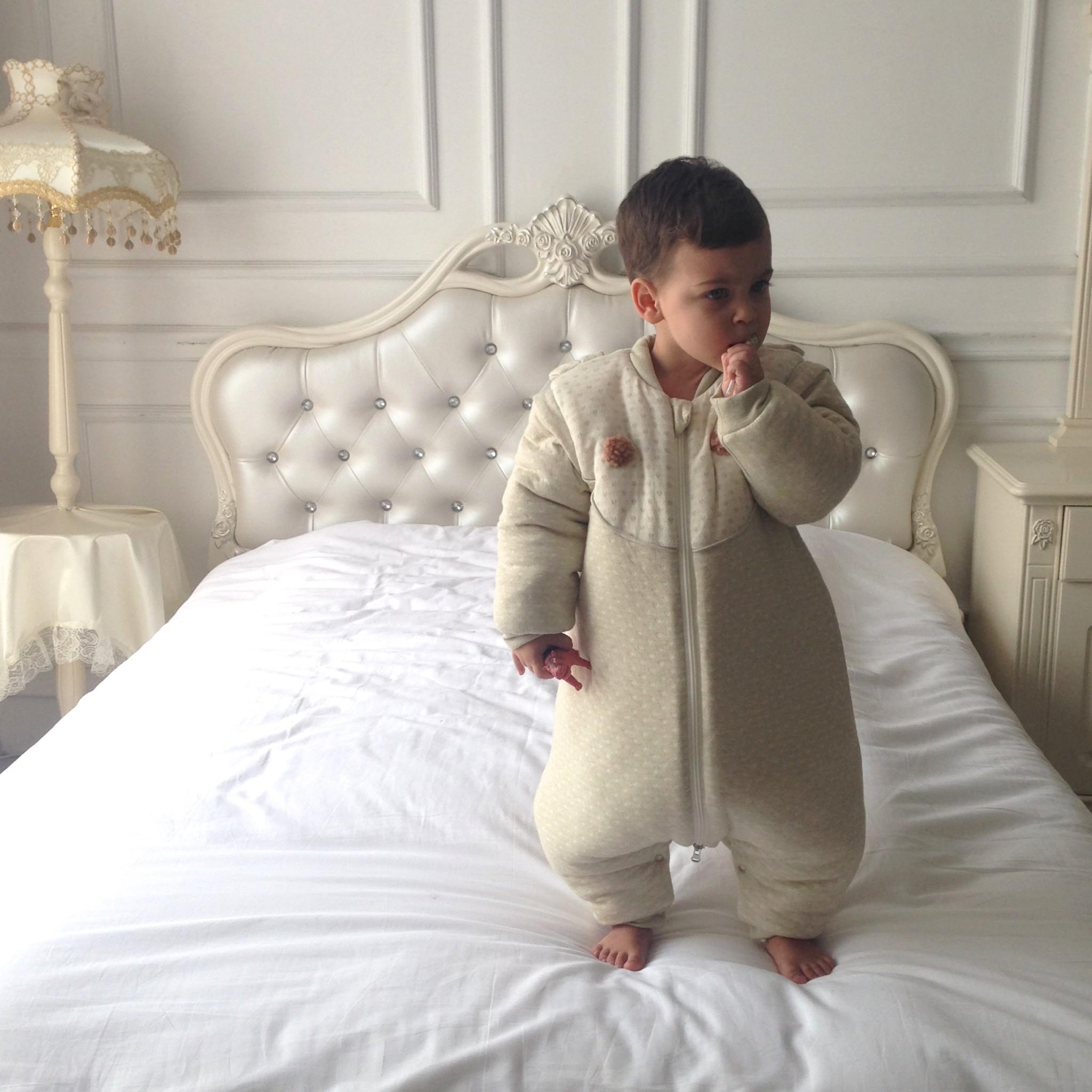 Marshmallow Boy