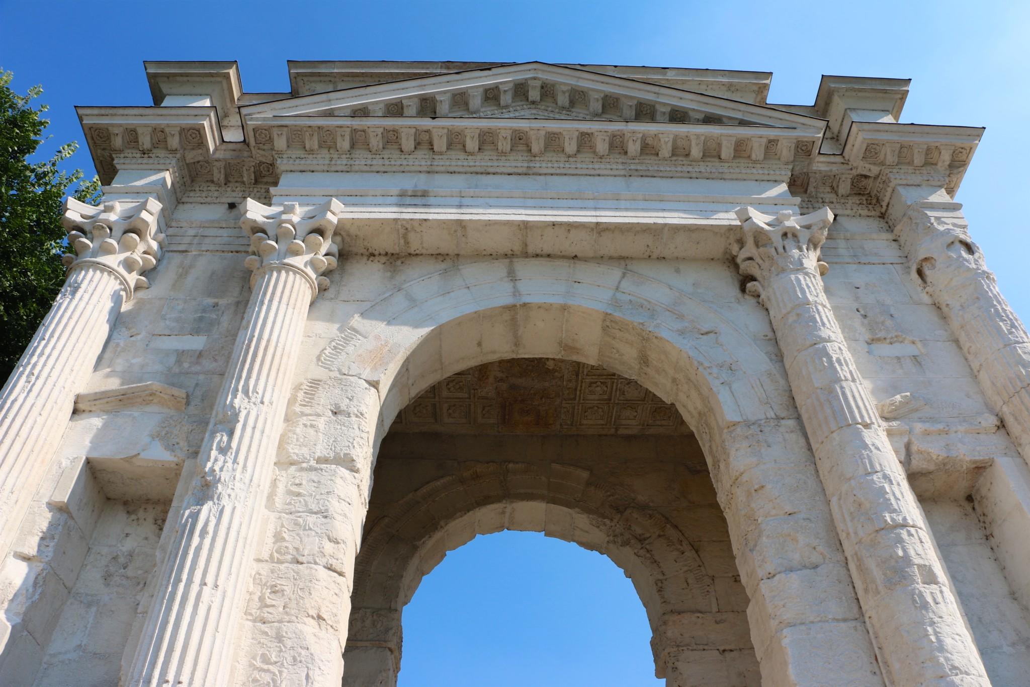 Arco dei Gavi│Ancient Arch, Verona