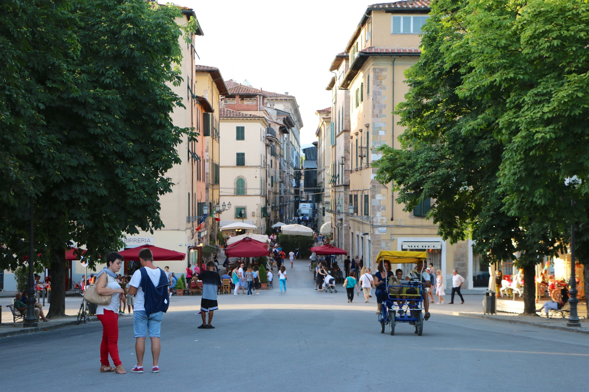 Biking the Lucca City Walls│A Tuscan Adventure