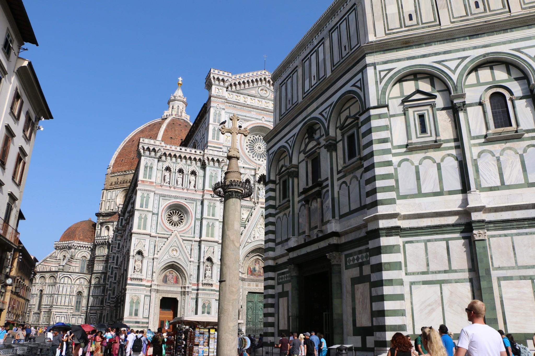 Piazza del Duomo│Florence, Italy