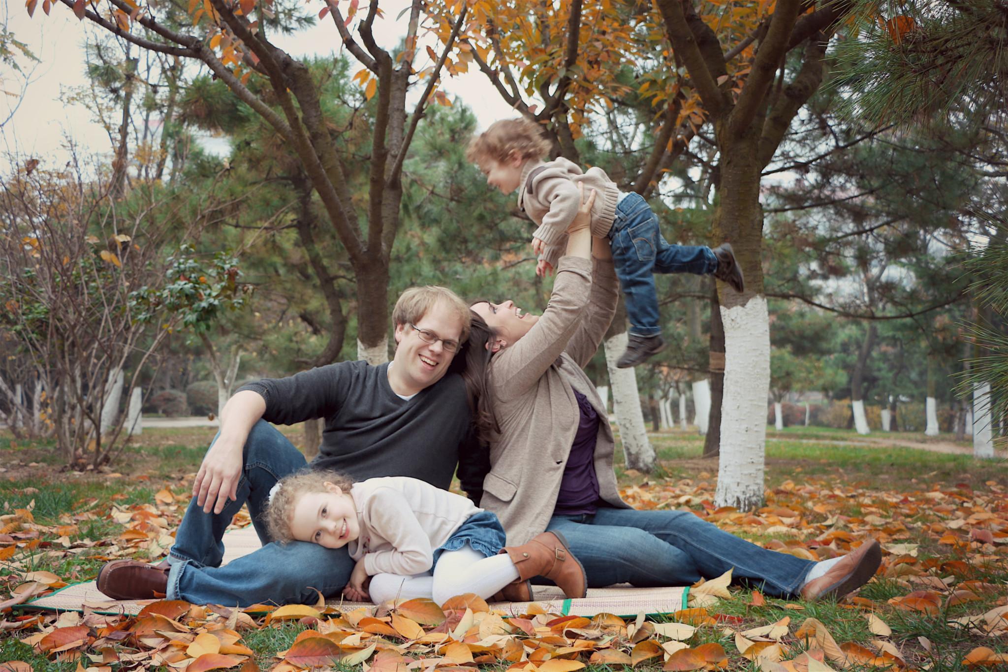 Hitt Family {Sneak Peak}