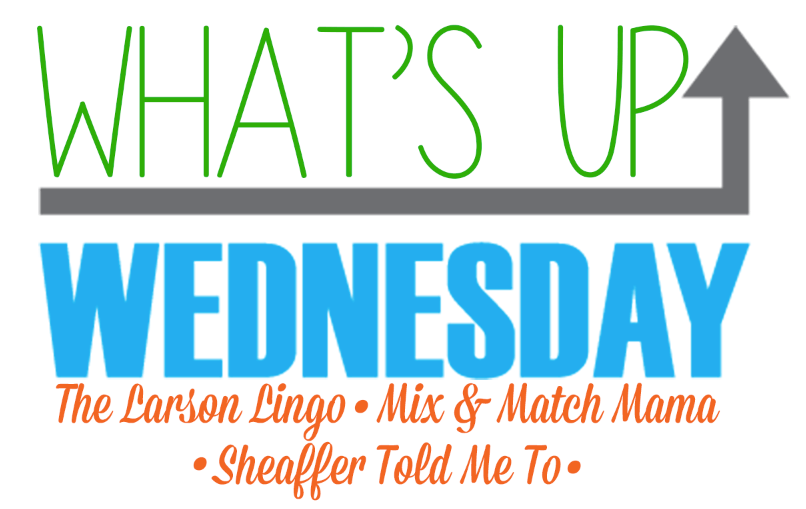 What's Up Wednesday {11/23/16}