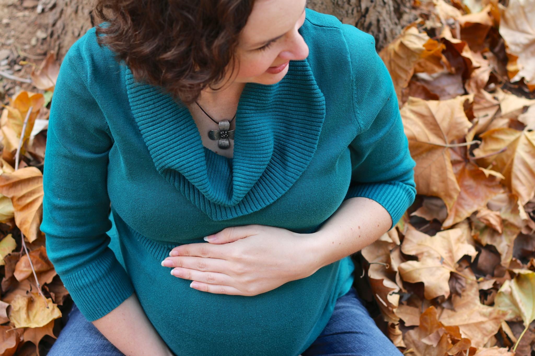 Ruth's Beautiful Bump