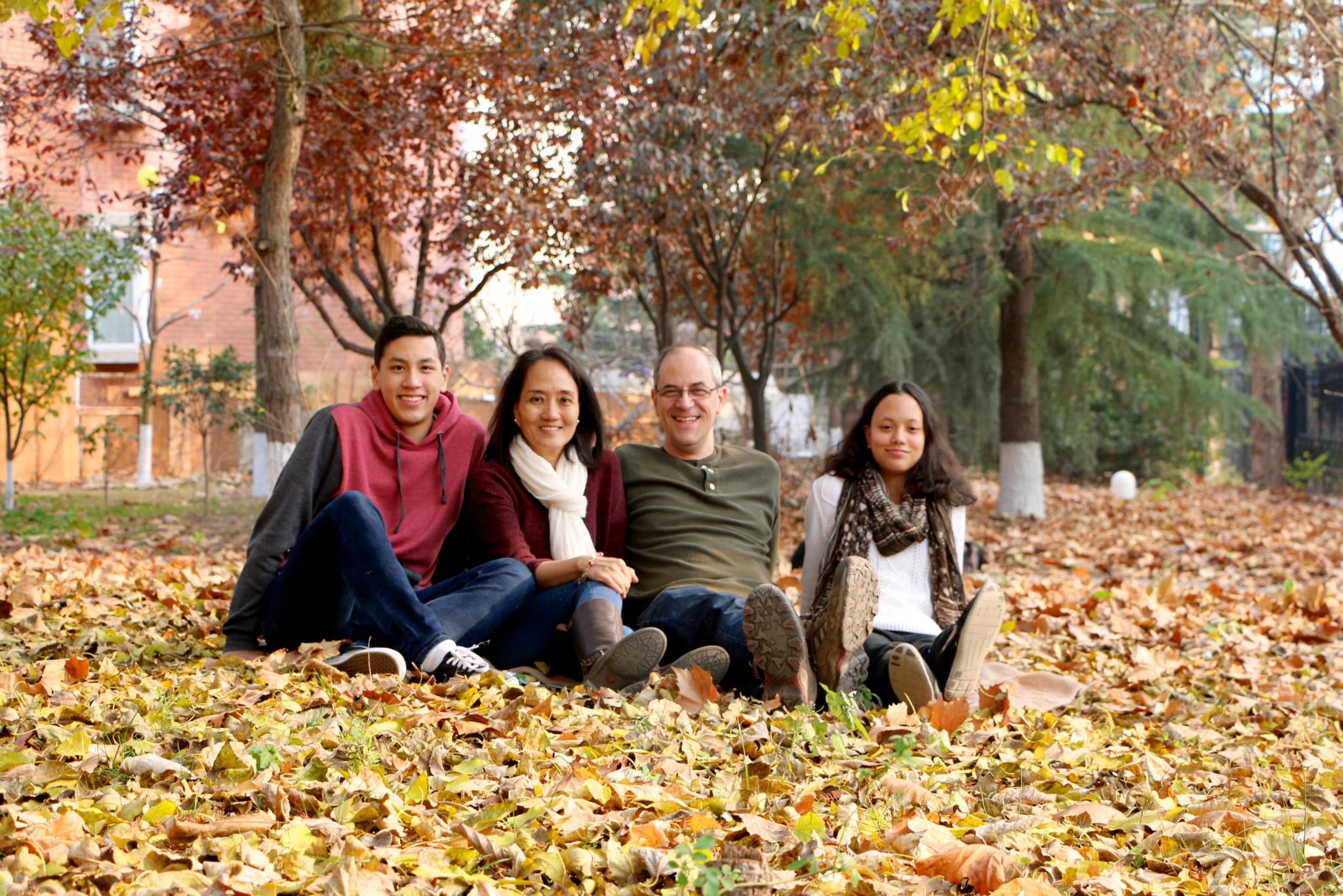 Hedrick Fall Family Shoot