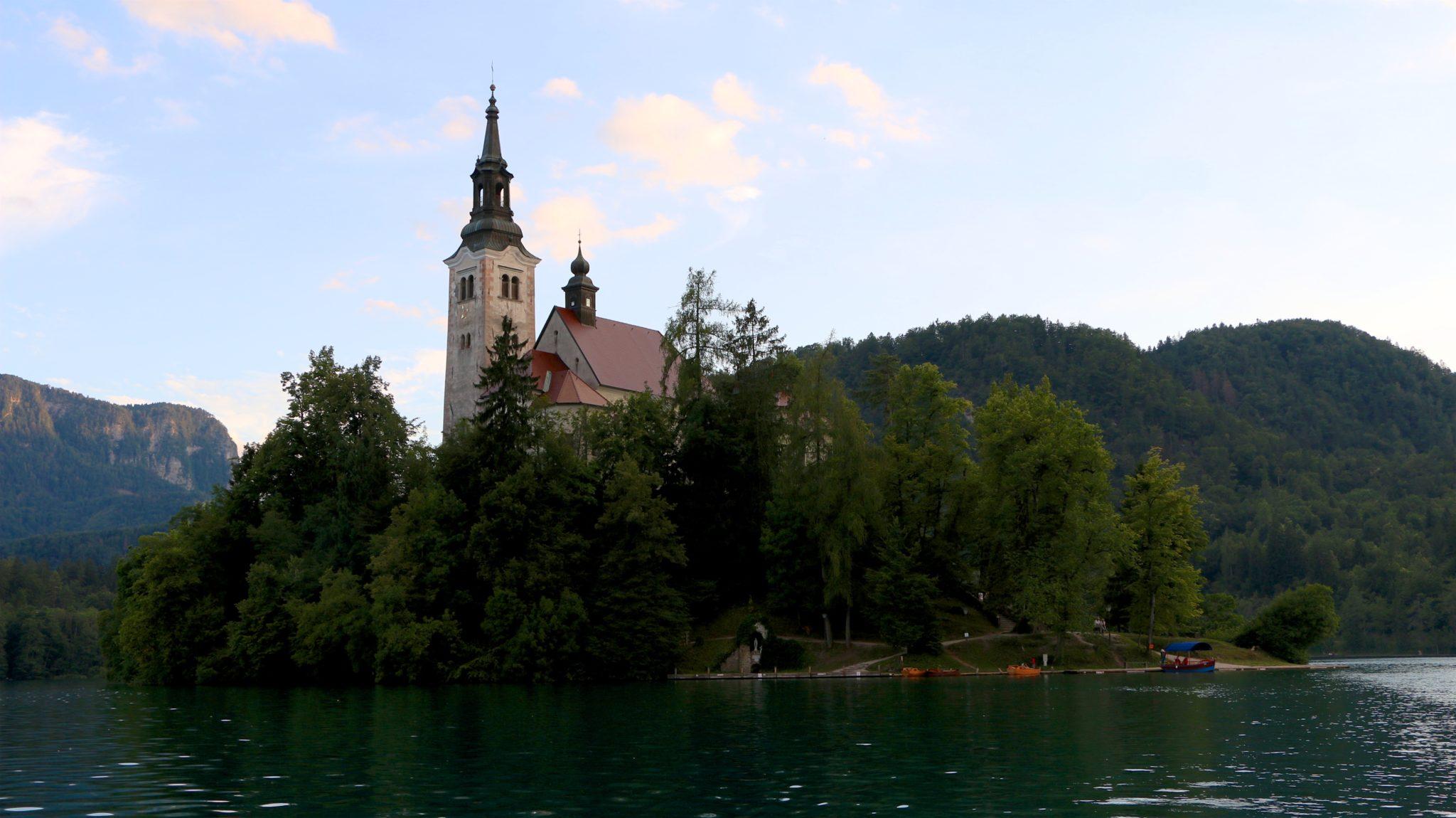 The Fairytale Bled Island