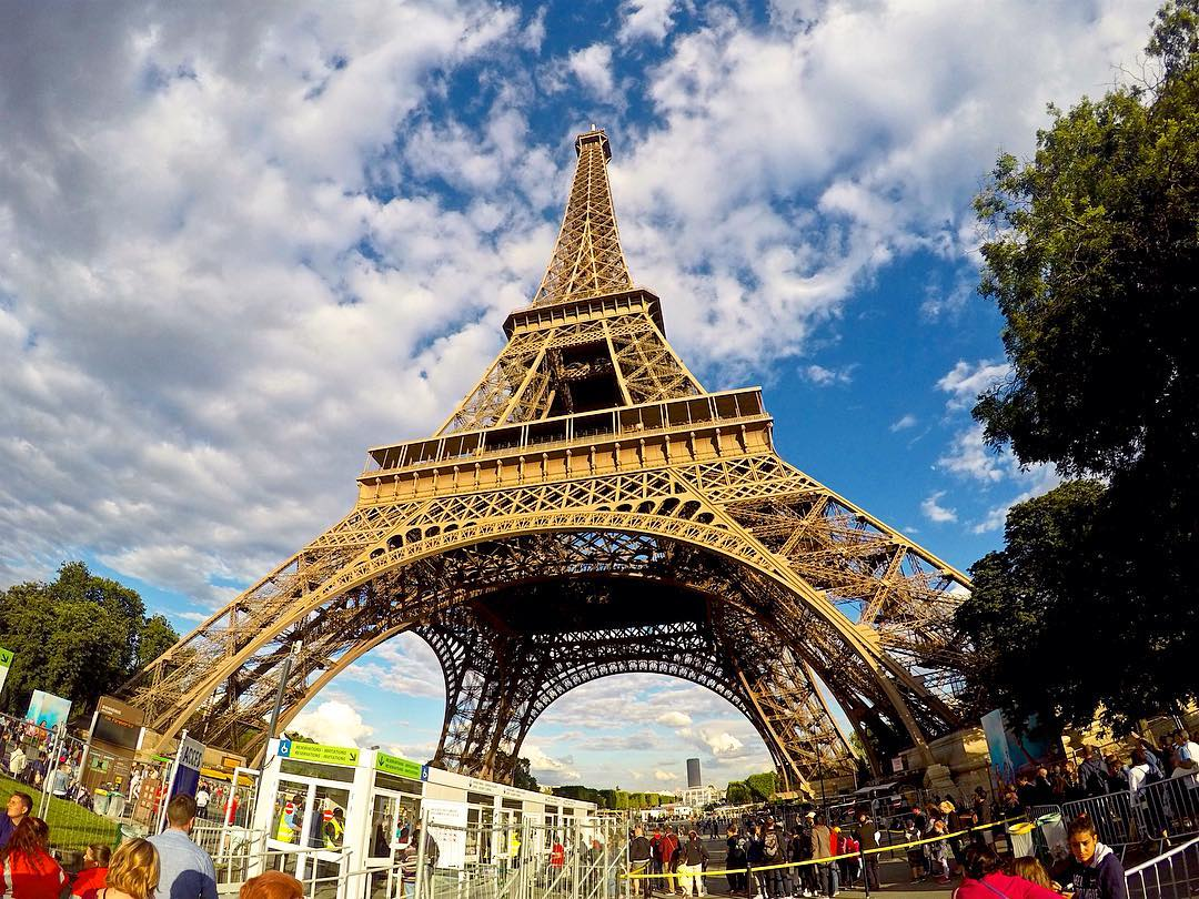 Paris    paris france europe gopro europeroadtrip travelinghellip