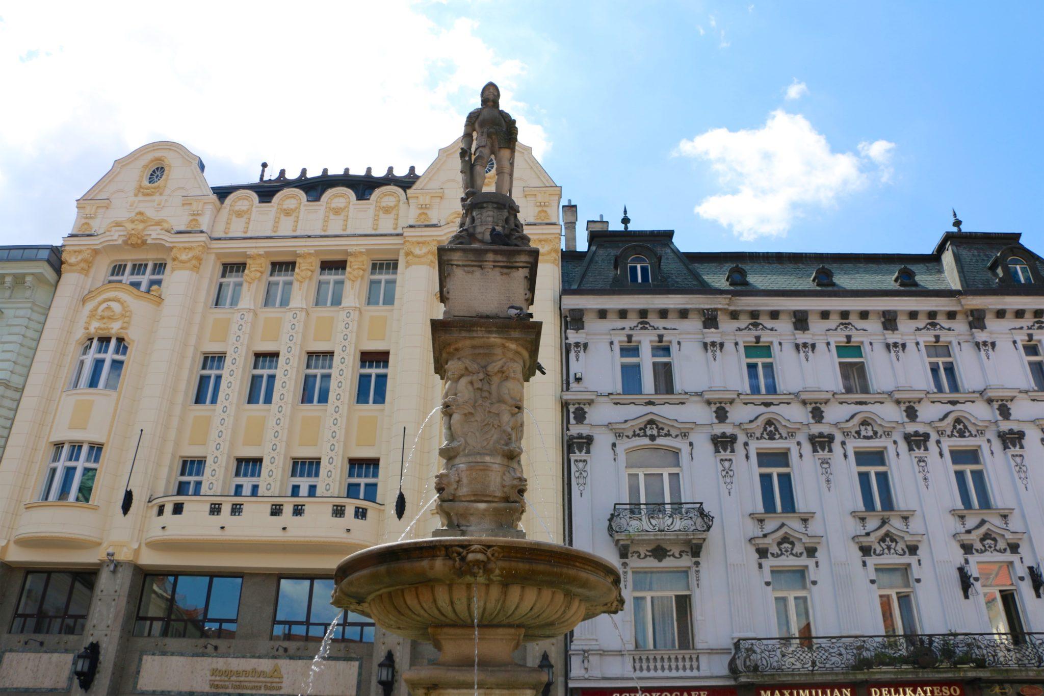 Hlavné námestie│Main Square, Bratislava