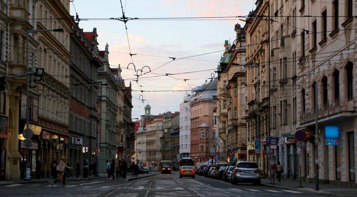 Prague Runography