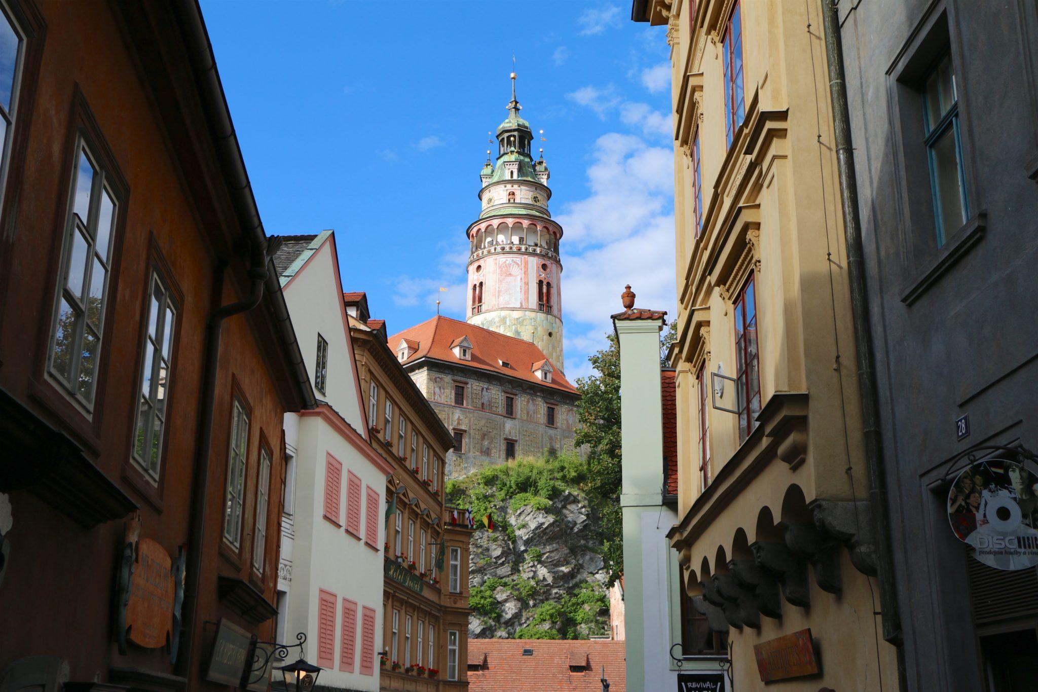 The Fairytale Village in Bohemia: Český Krumlov