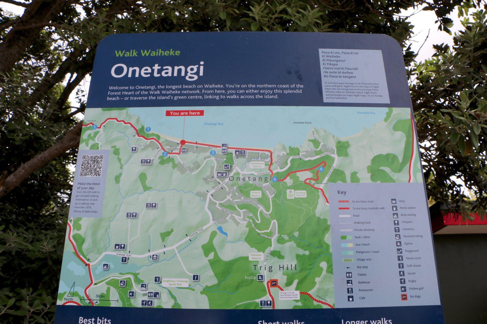 Onetangi