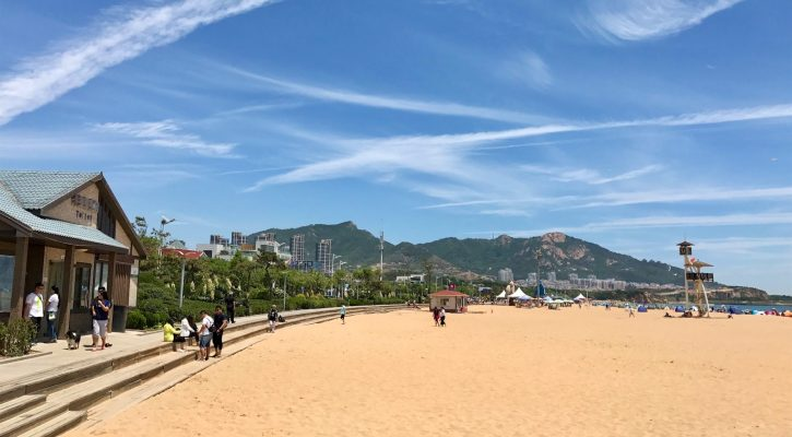 The Most Beautiful Day in Qingdao… EVER!