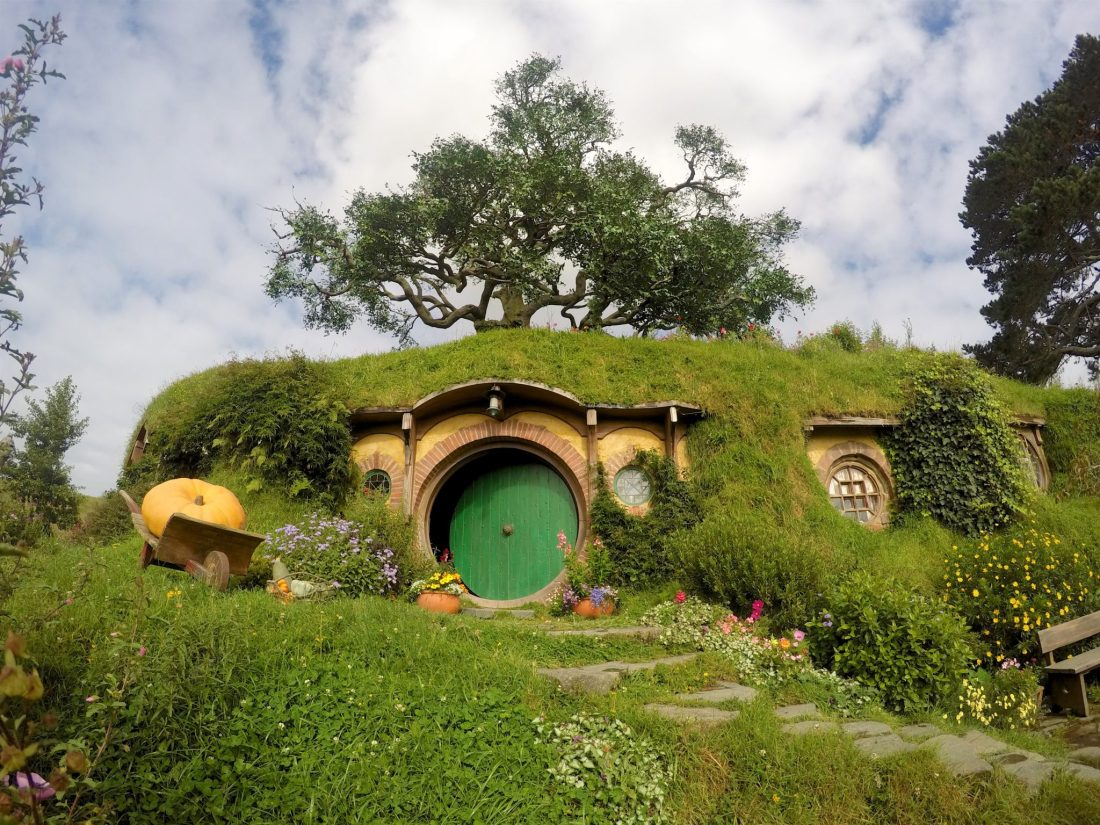 An Unexpected Journey to Hobbiton
