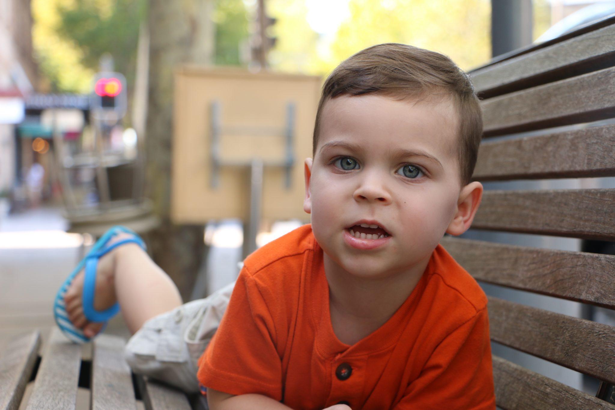 ELIJAH │ 3 Years Old