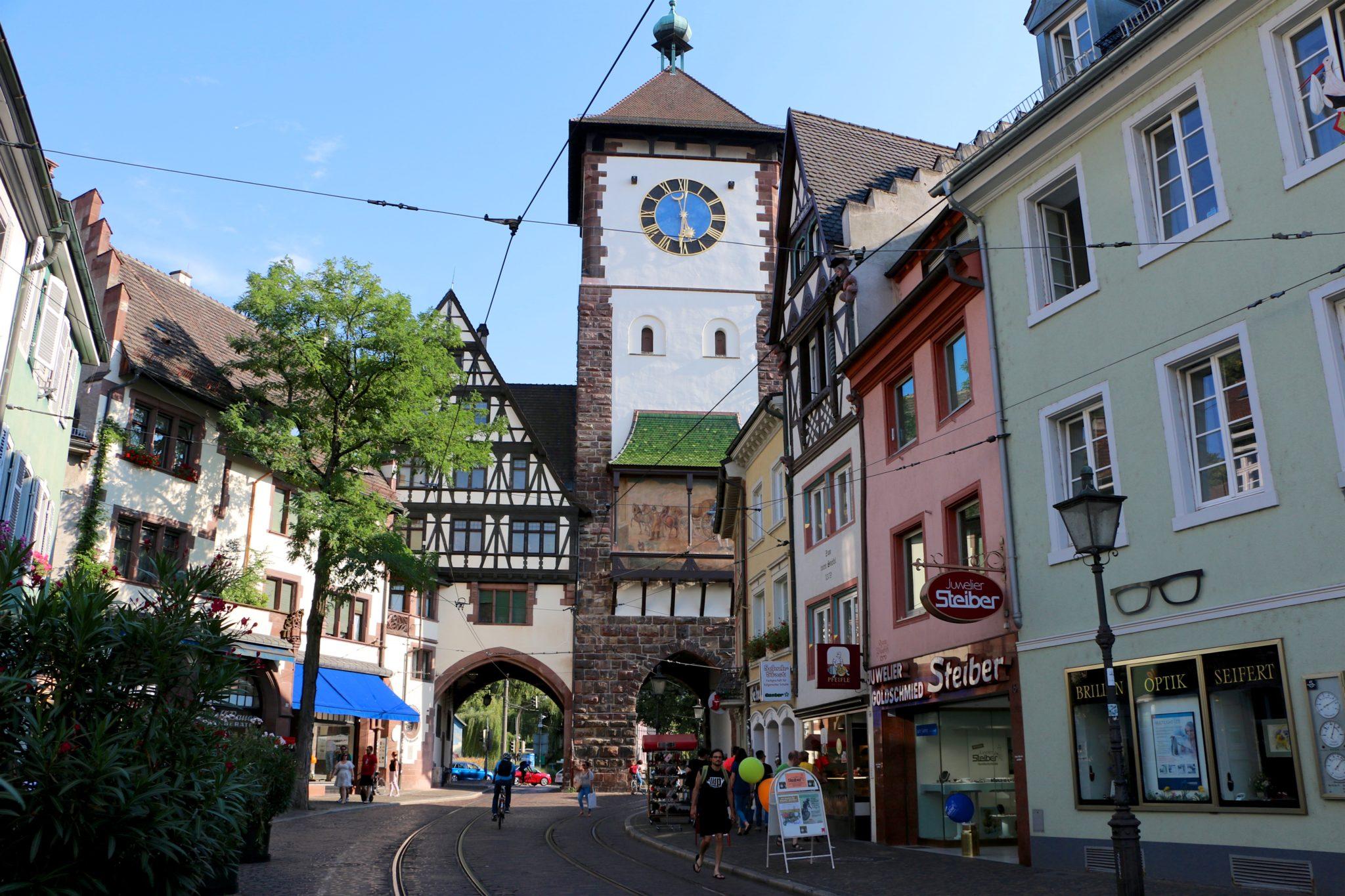 Freiburg: Germany's Sunniest City