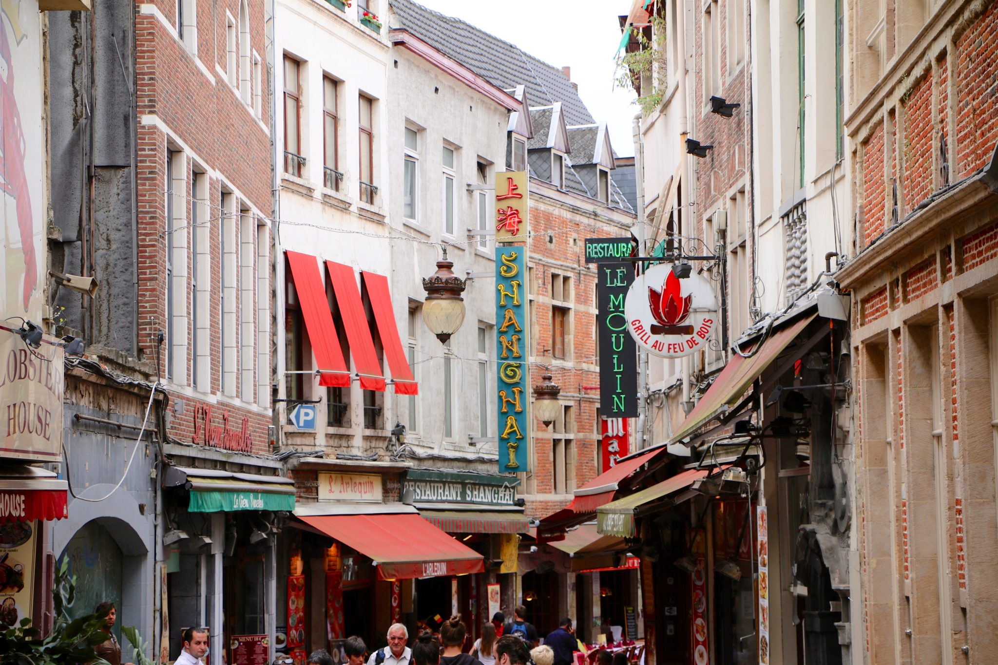 Brussels: Historic yet Hip