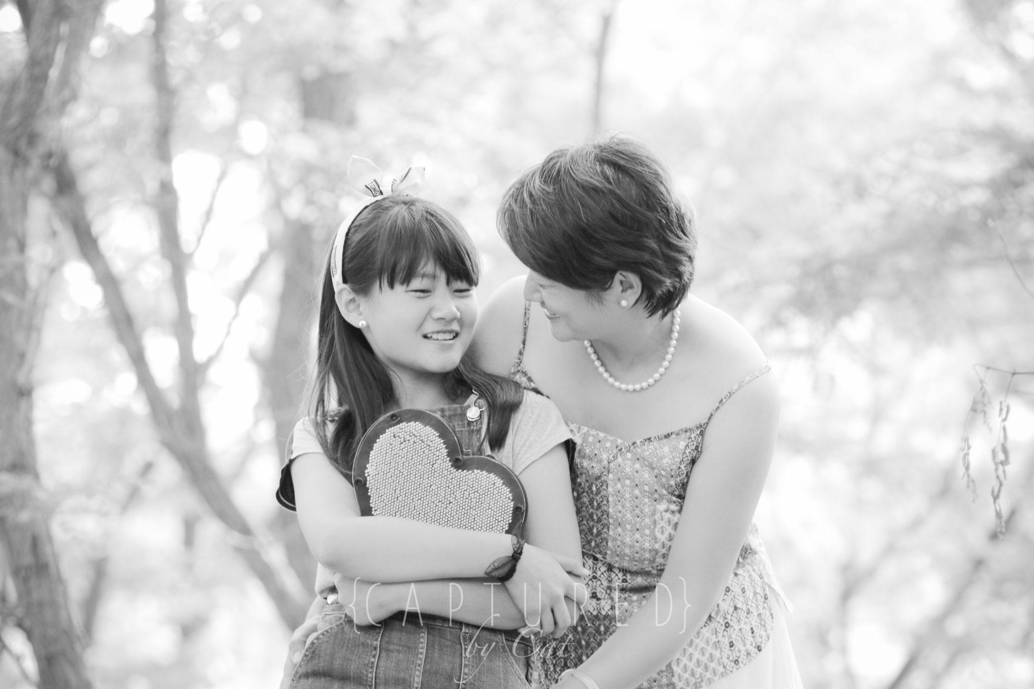 Zhang Family Shoot