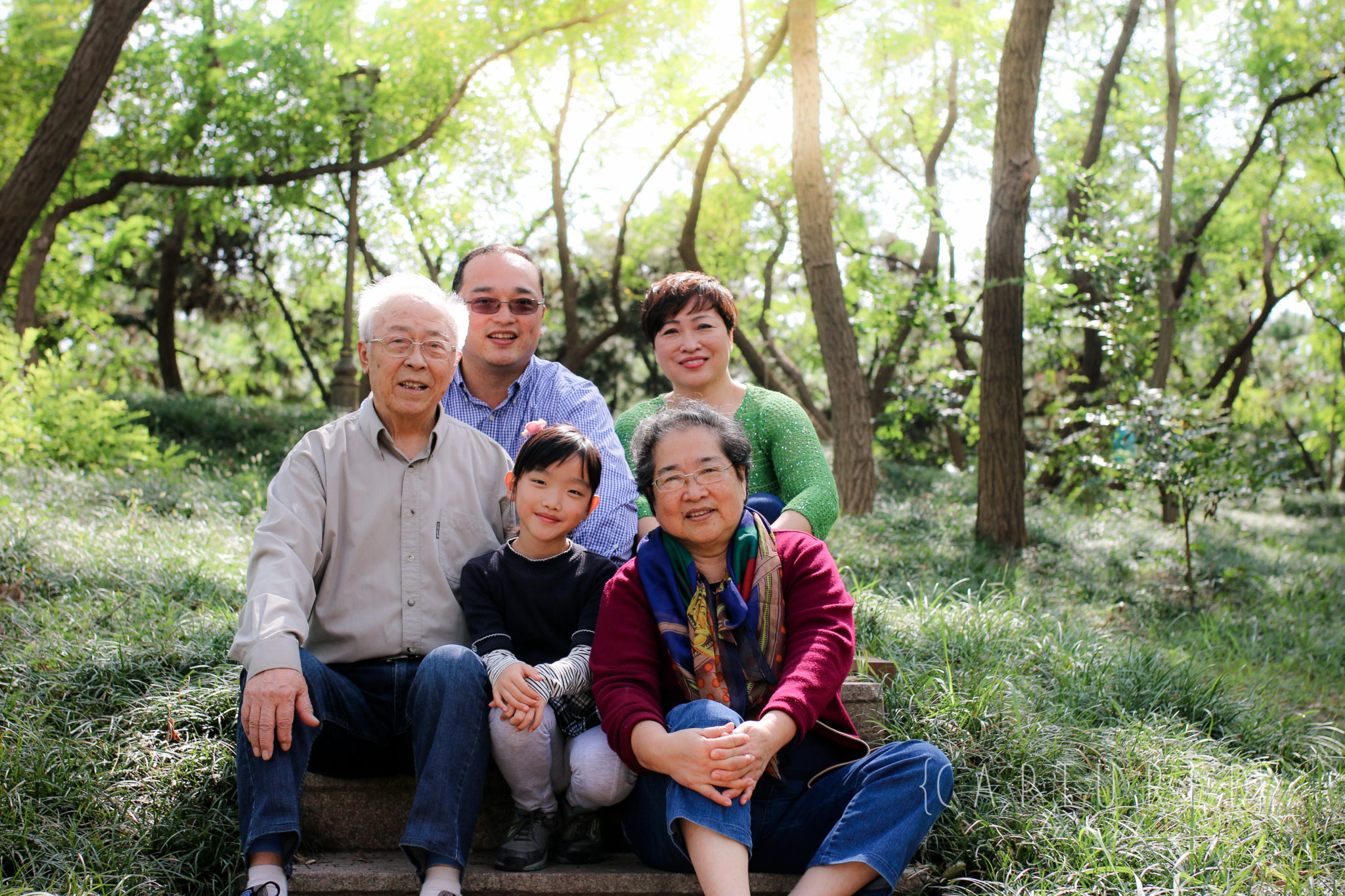 Xin Family Shoot