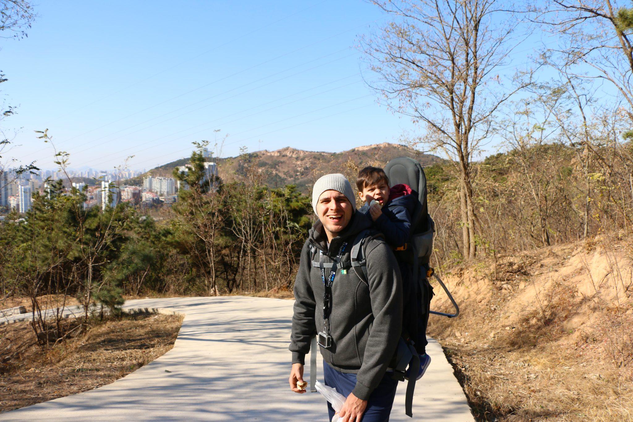 Fu Shan Thanksgiving Hike