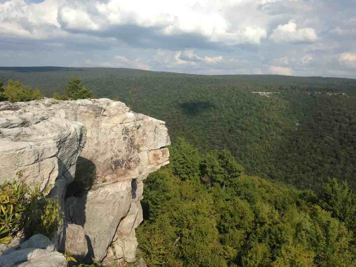 Camping and Dolly Sods Wilderness