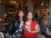 Jennifer Probst and Traveling With T