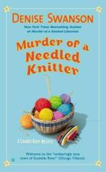 murder of a needled knitter by denise swanson