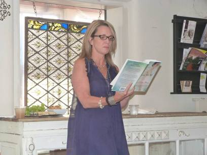Patti Callahan Reading 1