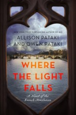 where the light falls (july)