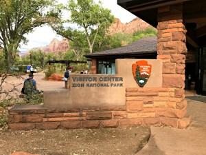 Zion National Park Visitors Center