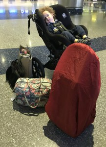 Carry-on luggage on Spirit Airlines