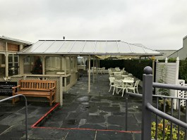 Rathwood-Merry Tree Restaurant Outdoor Seating, Co. Wicklow, Ireland