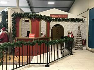 Rathwood Santa Train Entrance-Co. Wicklow, Ireland