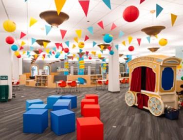 Harold Washington Library Children's Library-Harold Washington Library Children's Library-Source HWL