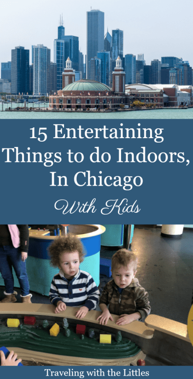 Things to do Indoors in Chicago