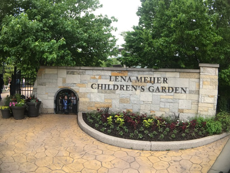Children's Garden at the Frederic Meijer Gardens and Sculpture Park